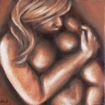 Slump - 12 x 12 Oils on Canvas